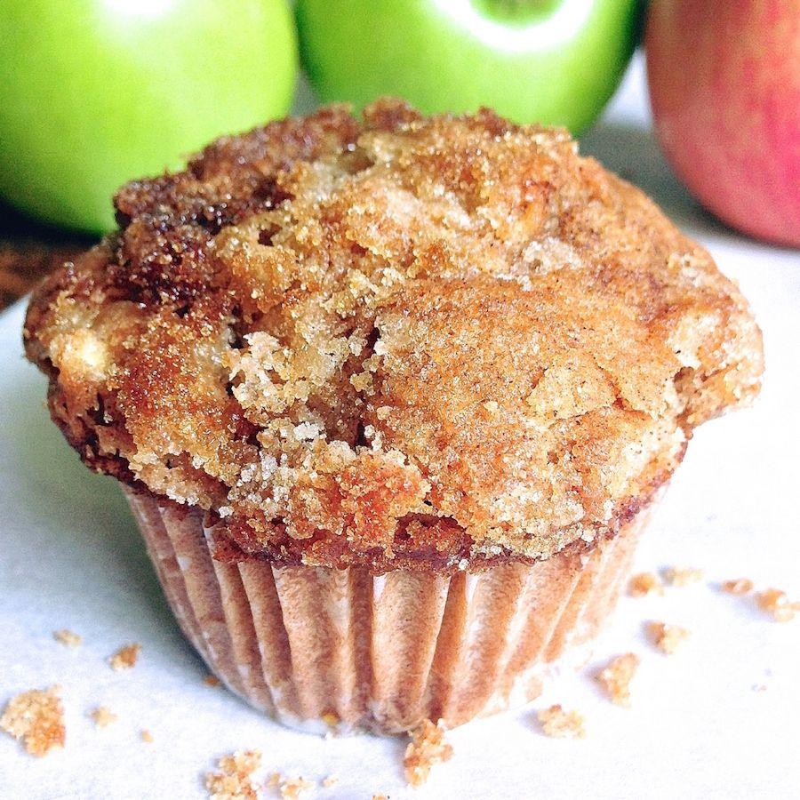 Glutenfree baking tip baking apple muffins food