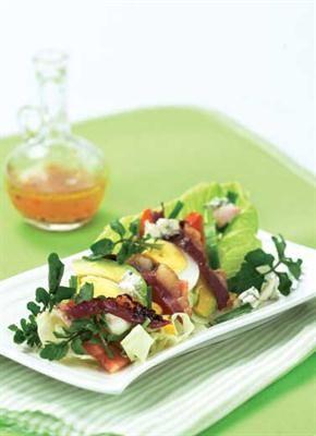 Cobb Salad Cobb Salad Makanan Minuman Resep