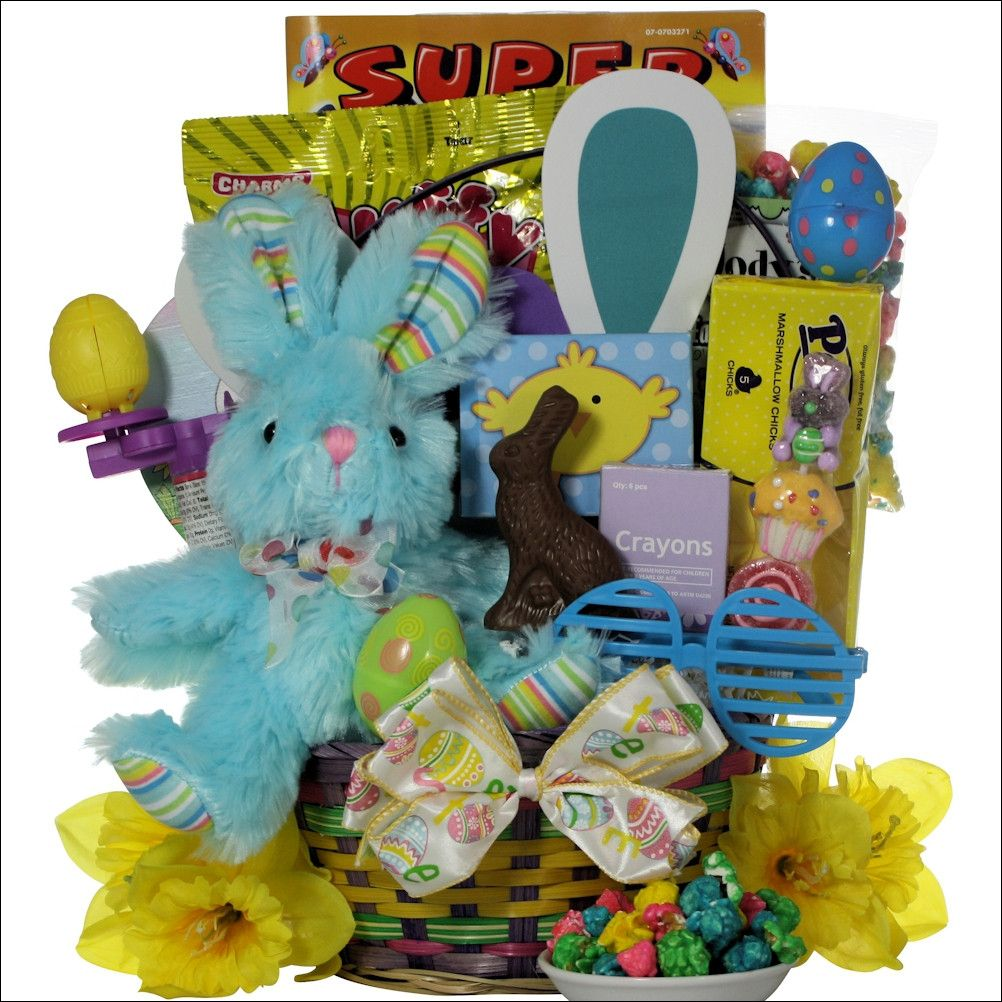 Hoppin easter fun easter basket for boys ages 3 5 years old easter hoppin easter fun easter basket for boys ages 3 5 years old negle Choice Image