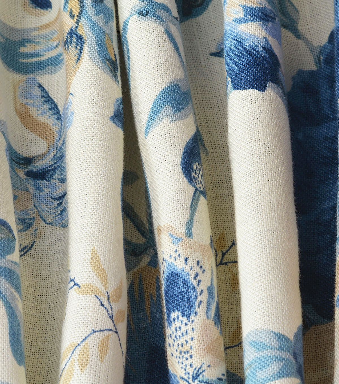 Waverly Multipurpose Decor Fabric Kensington Bloom Porcelain Joann Fabric Decor Fabric Waverly