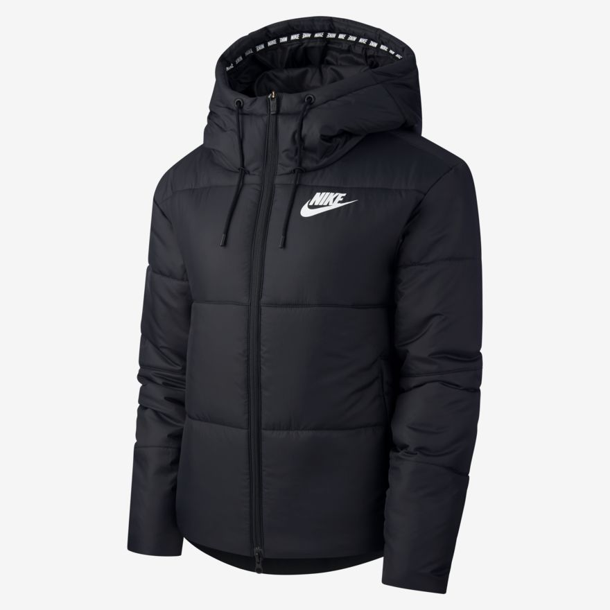 productos quimicos Bosque FALSO  Chamarra con capucha para mujer Nike Sportswear Synthetic Fill | Chamarra  nike, Nike mujer, Abrigos negros