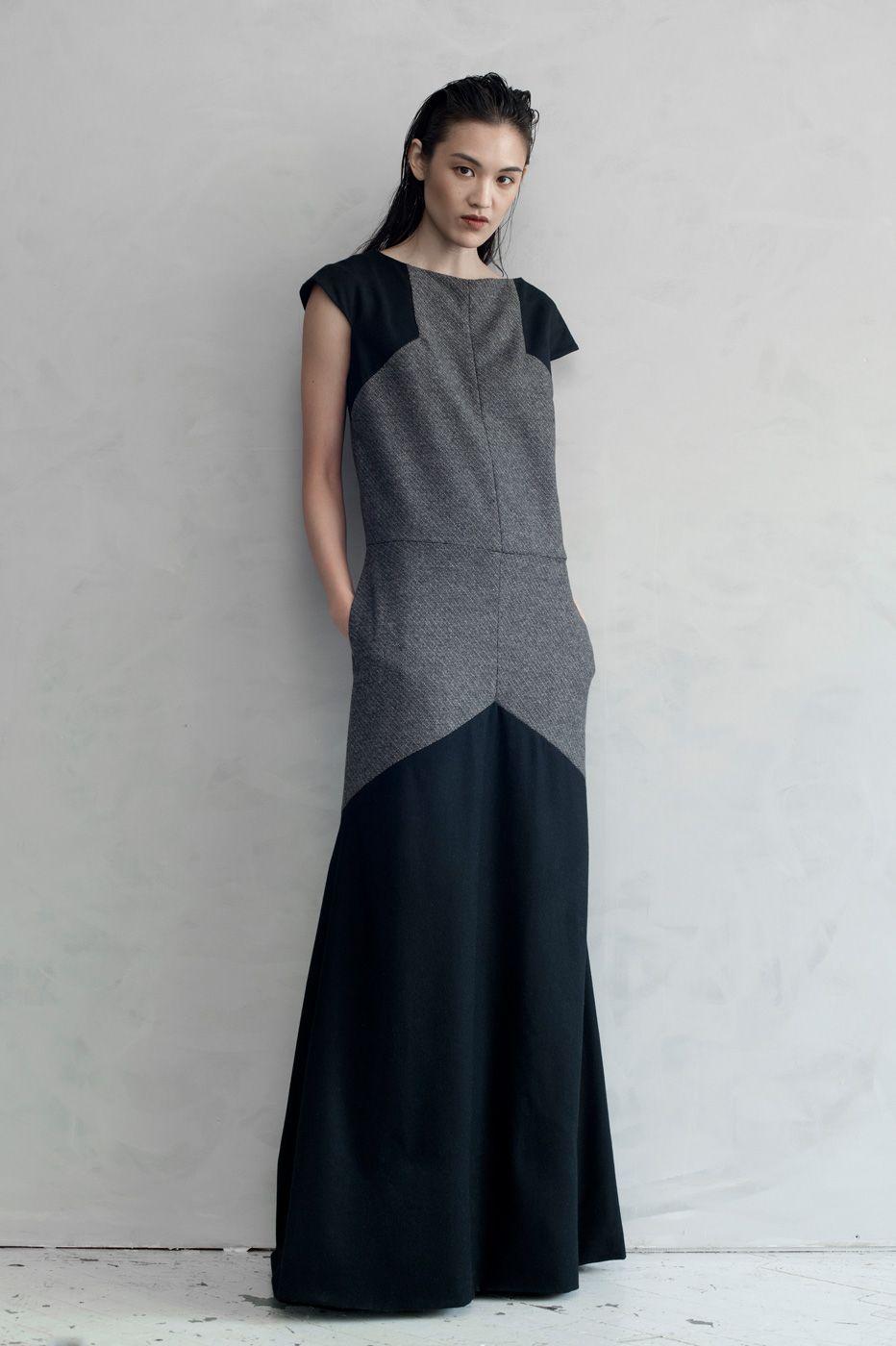 Tectonic dress Платья pinterest minimal model baju batik and