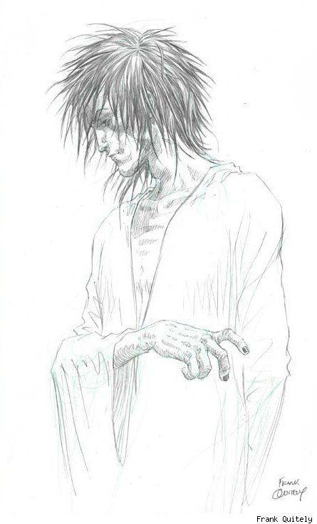 Sandman by Frank Quietly