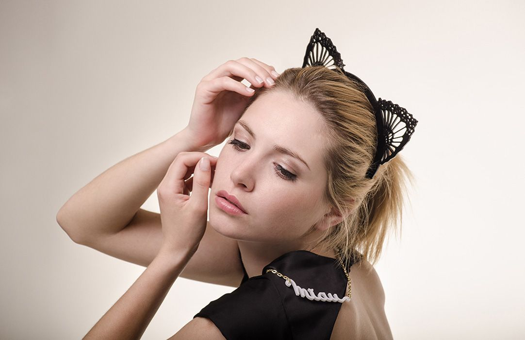 CHATON NOIR Accesorios artesanales que expresan el cariño por los animales. http://charliechoices.com/chaton-noir/