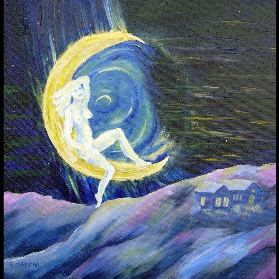 Famous Sun And Moon Paintings Of