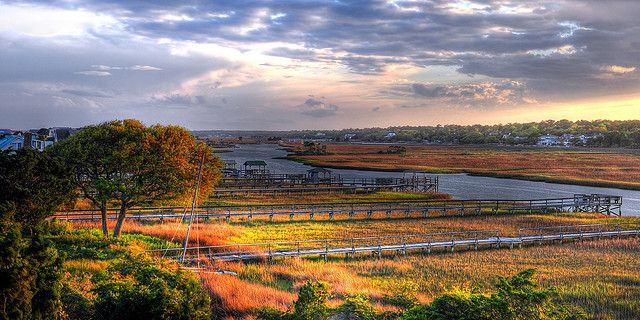 Pawleys Island, SC by lis_glass, via Flickr