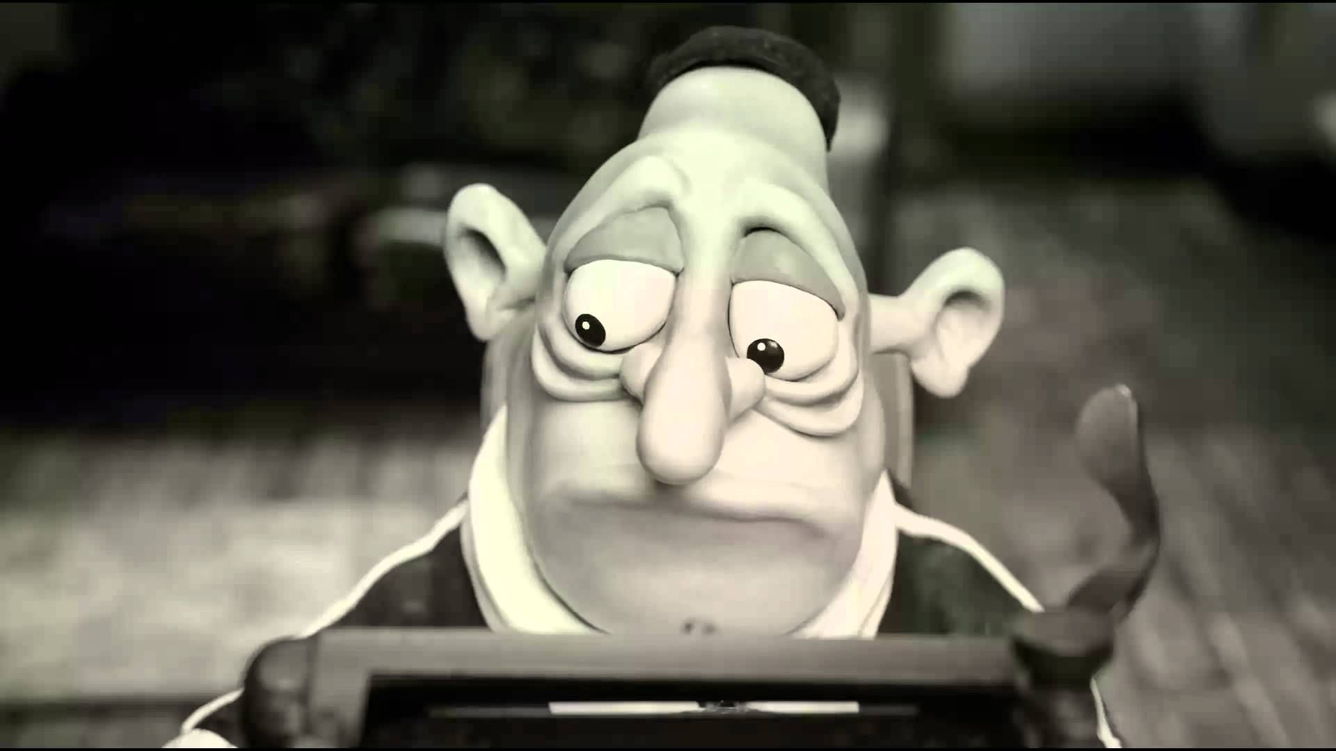 Introduction Of Mr Ravioli In Mary And Max Mary And Max Pixar Mario Characters