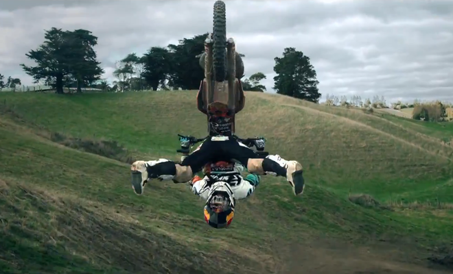 Levi Sherwood's Natural Talent On A Dirt Bike Is Simply