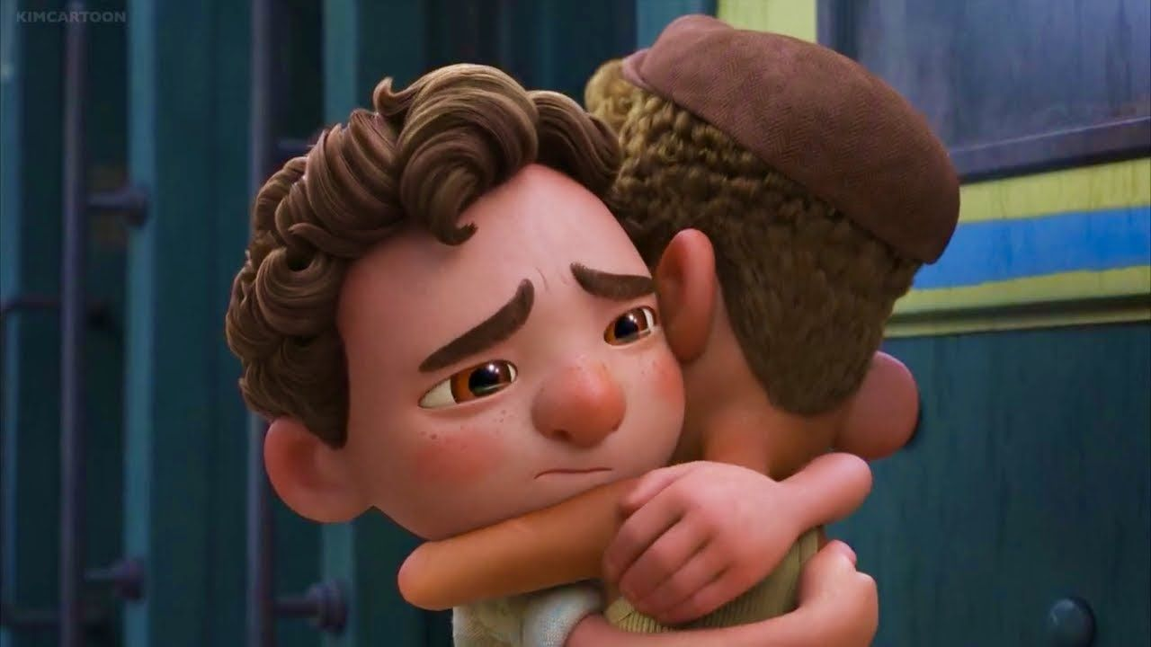 Pixar's Luca Clip Compilation (2021)