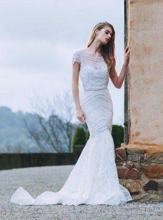 Brautkleid von Anna Campbell   Brautkleider // Accessoires ...