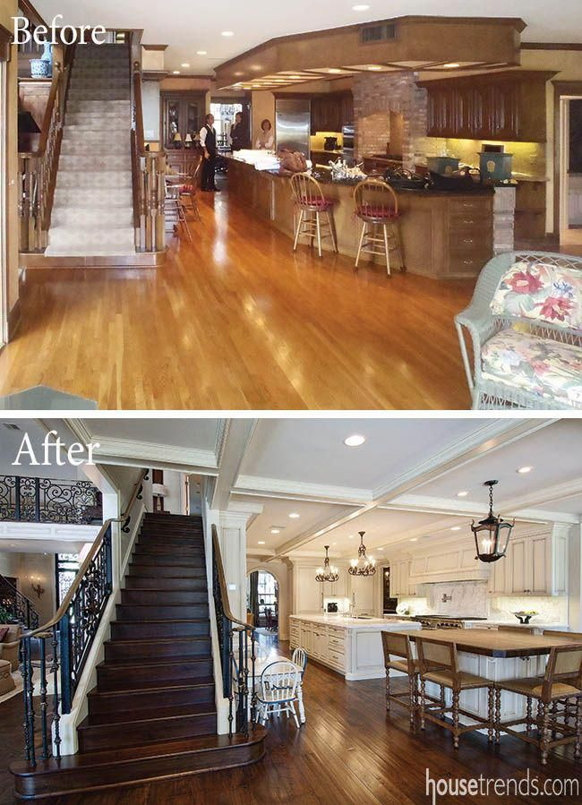 Kitchen remodel before & after in Tampa, Florida ...