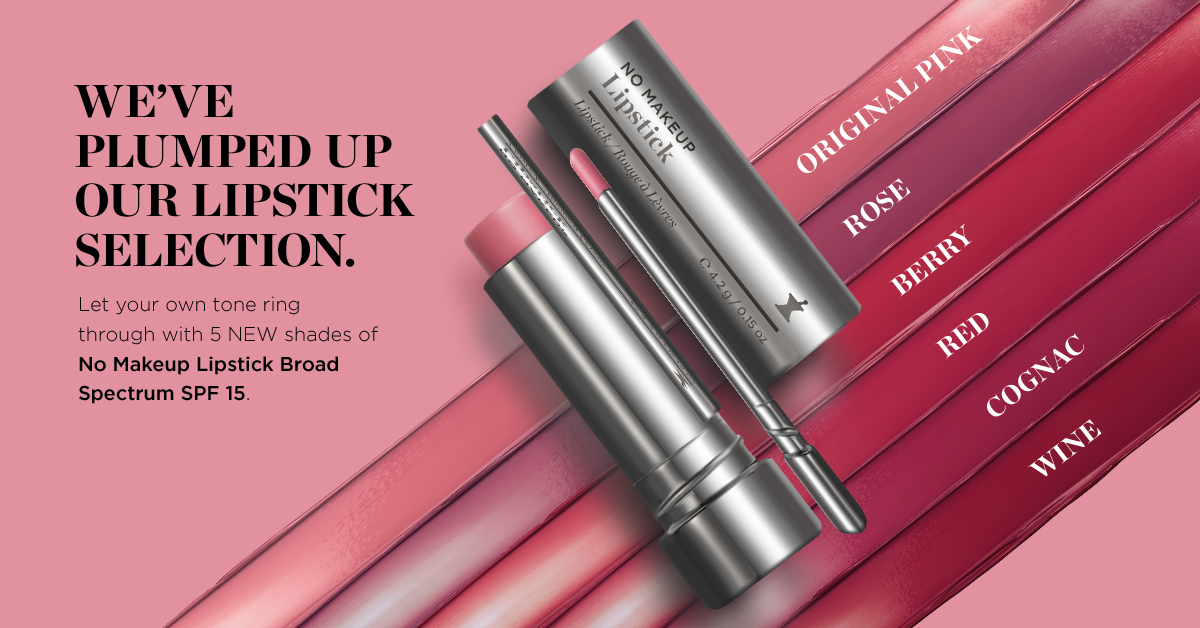 CLOSED Perricone MD's entire No Makeup Lipstick