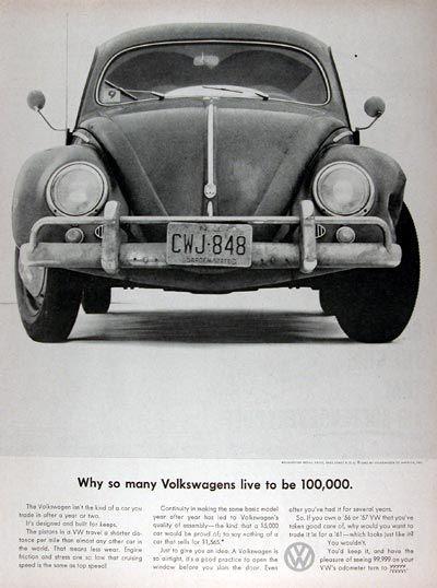 Cool Lamborghini 2017 1960 Vw Beetle Clic Vintage Print Ad Volkswagen Check More