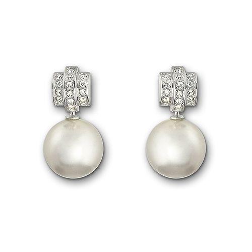 SWAROVSKI PERPETUAL Earrings   1106454   Wedding   Pinterest ... e0e74778d0