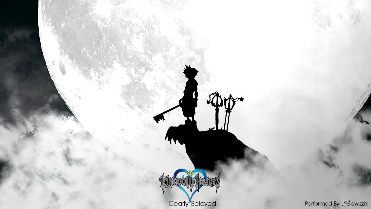 6m Kingdom Hearts Dearly Beloved Piano Cover Kingdom Hearts Wallpaper Kingdom Hearts Kingdom Hearts Anime 1080p kingdom hearts wallpaper hd
