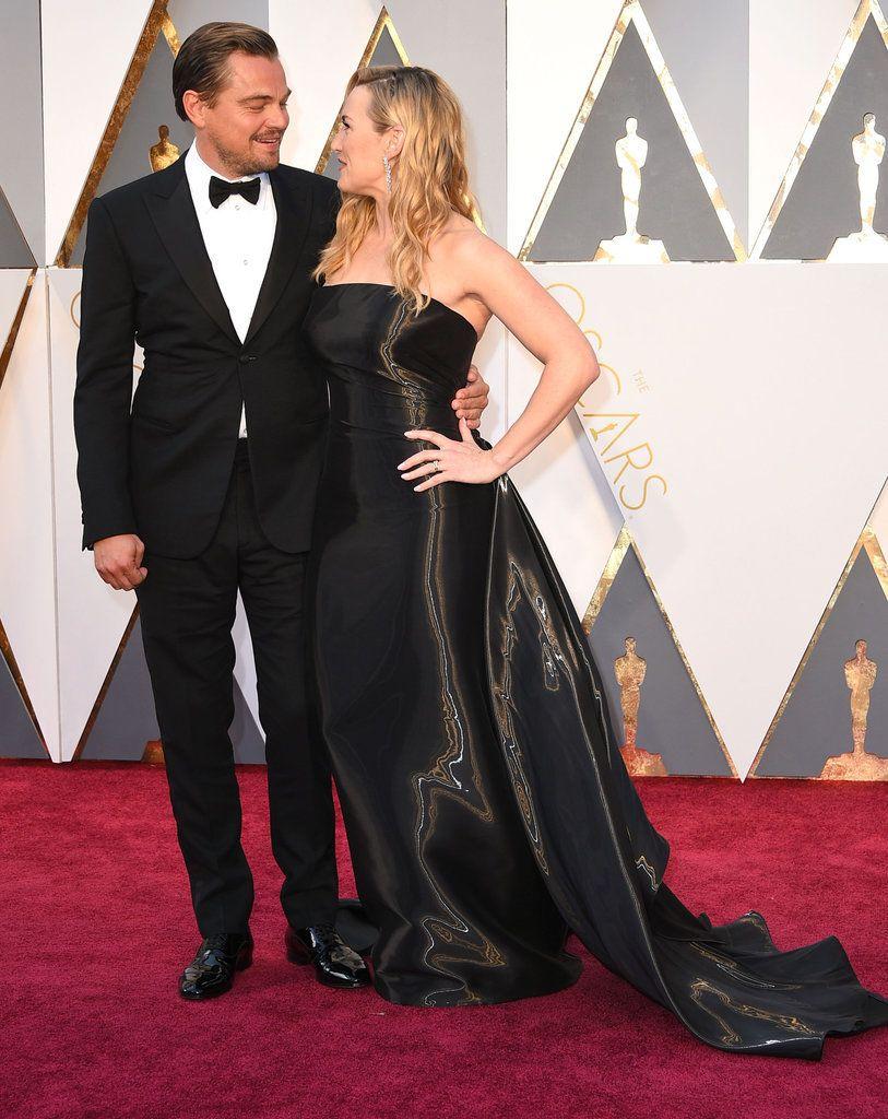 Leonardo DiCaprio at the Oscars 2016 | POPSUGAR Celebrity UK
