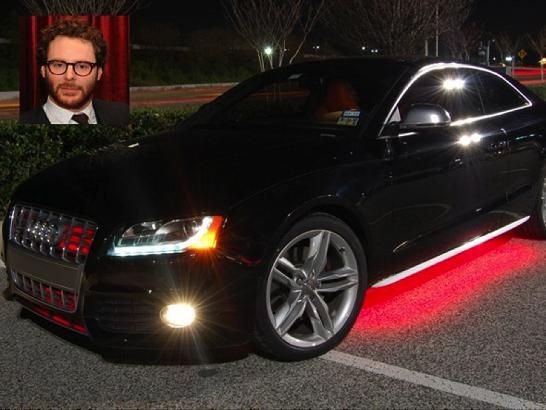 Cars Of The Rich And Famous Sean Parker Cofounder Of Companies - Parker audi