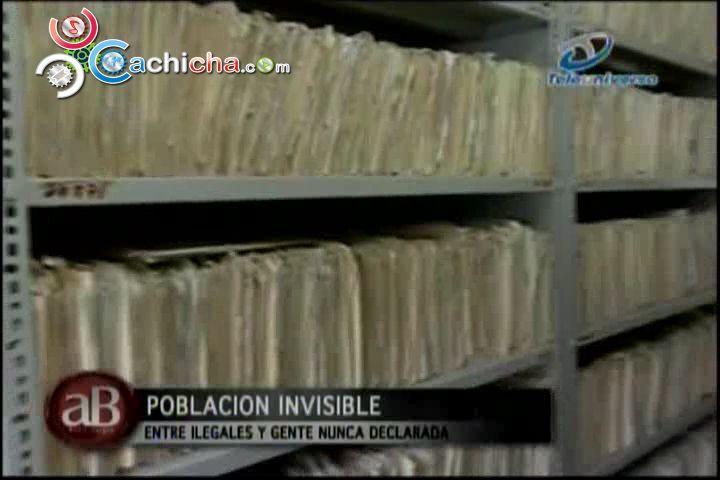 Los Archivos Que Se Perdieron Y Dejan A Personas Sin Documentaciones #Video