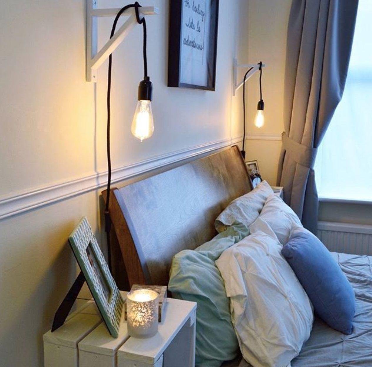 Hanging bedroom lights image by Vendimia Lighting Co. on