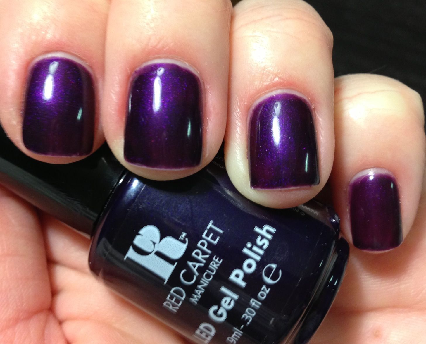 Nails inc gel nail colors and gel nail polish on pinterest - Red Carpet Manicure Led Gelpolish In Nominated For Gelish Nailsgel