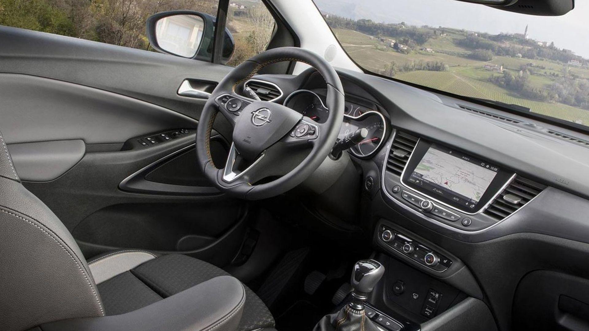 2019 Opel Crossland X Interior Design Opel German Brands Peugeot 2008