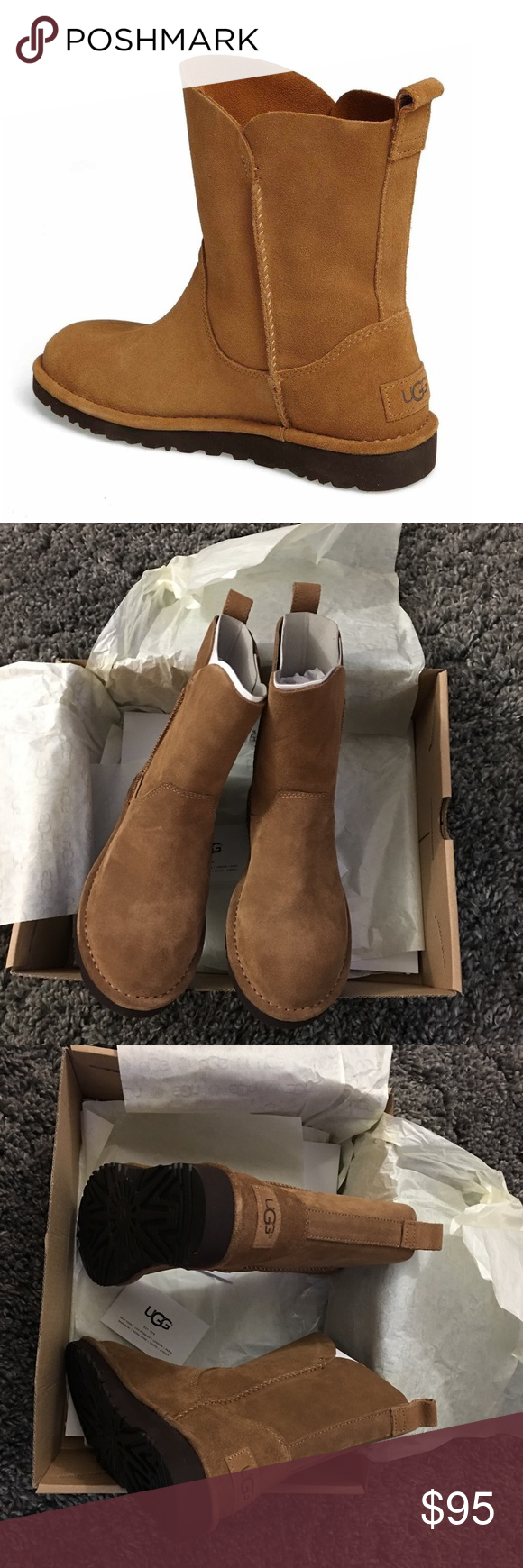 c98a51194fa New UGG Alida suede Boots New UGG Aliya suede Boots classic ...