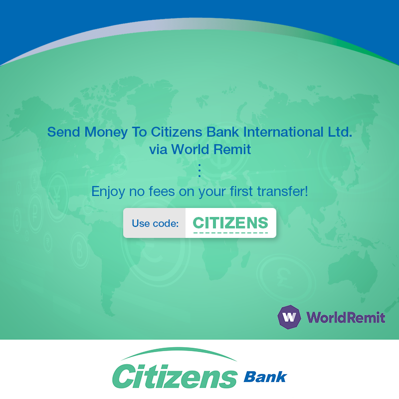 How To Wire Money To Citizens Bank
