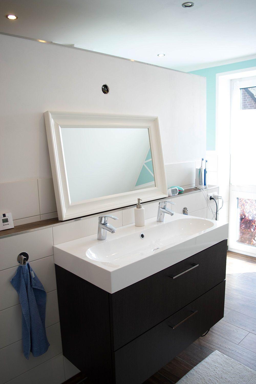 Fliesen und Badezimmer Planung im Neubau   Badezimmer   Pinterest ...