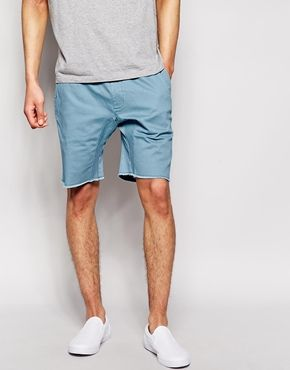 Quiksilver Short with Drop Crotch Slim Fit