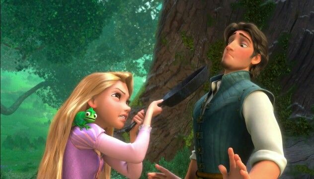 "Tangled ""I will use this"""