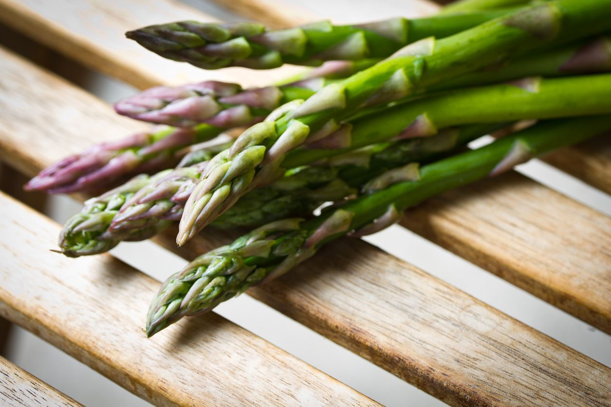 What's The Difference Between Male And Female Asparagus
