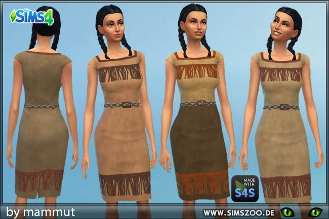 28055da50f Indian Dress by mammut at Blacky s Sims Zoo via Sims 4 Updates