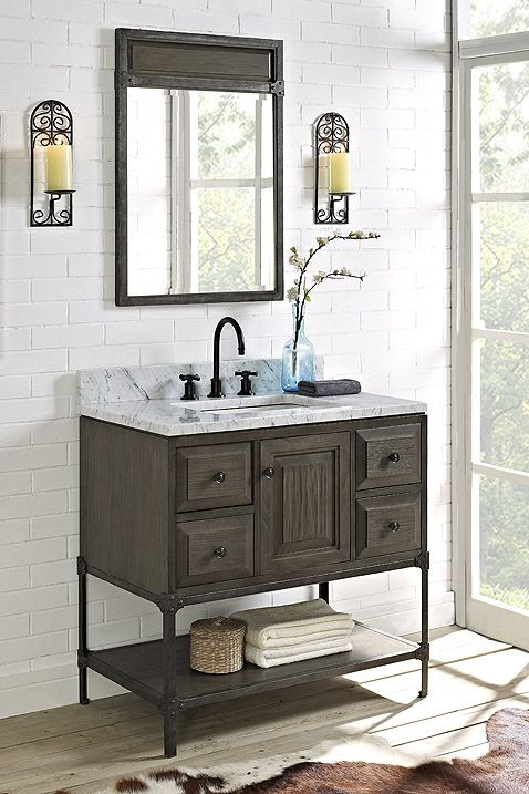 Bathroom Furnishings | Vanities | Toledo Collection | Fairmont ...