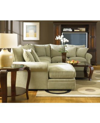 Doss Fabric Sectional Living Room Furniture Collection Furniture
