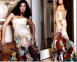 Another fabulous Wai Ching dress