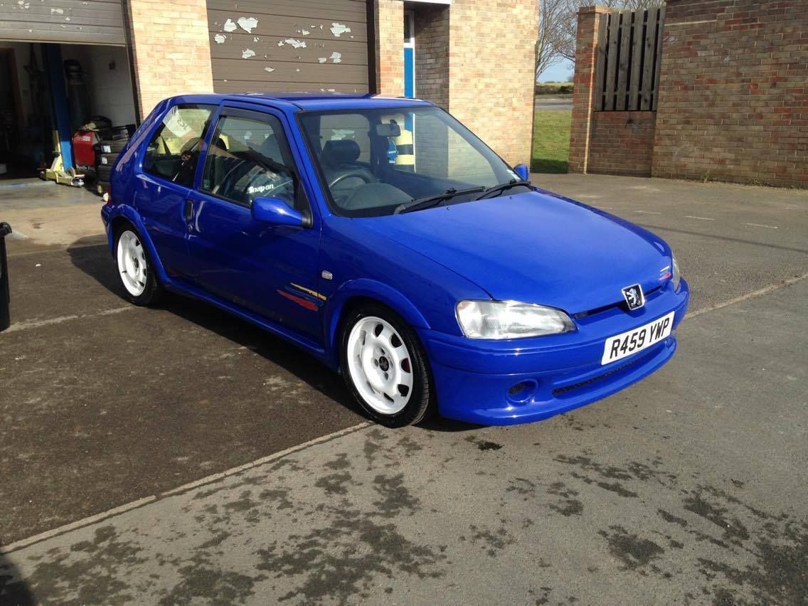 Peugeot 106 Rallye Turbo Project | Peugeot, Salvage cars and Vehicle