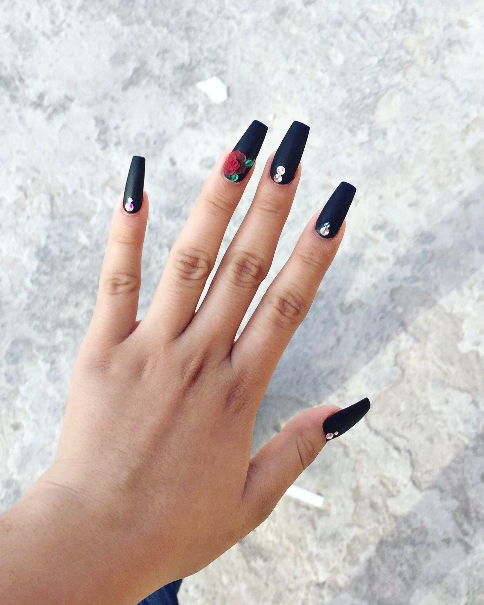 ♕PINTEREST:KIANIA | Talons | Pinterest | Nail inspo, Acrylic nail ...