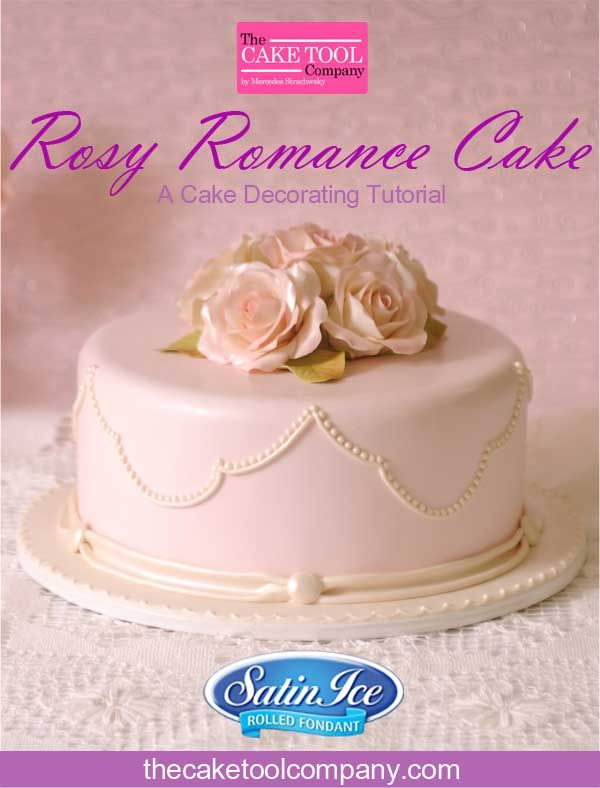 Sugar Rose Cake Design : Sugar Rose Cake Decorating Tutorial by thecaketoolcompany ...