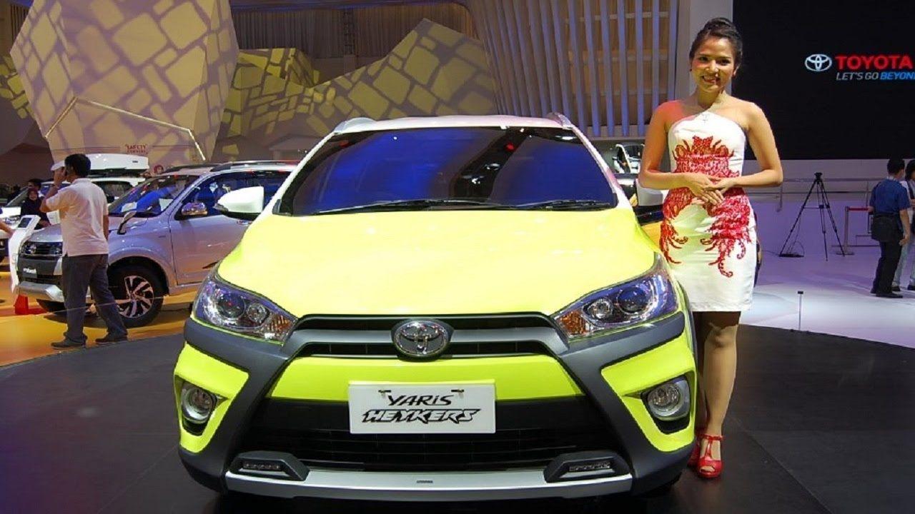Pengen Bow Toyota Yaris Heykers Tampil Lebih Wow Dengan Varian Baruny Toyota Mobil Baru Mobil