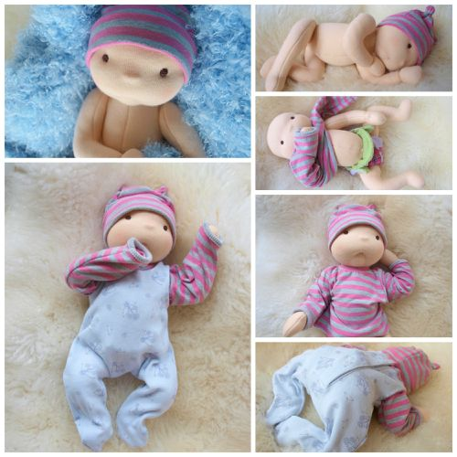 12 Waldorf Inspired Weighted Baby Doll Nurture Baby Baby Doll Accessories Soft Dolls Baby Dolls