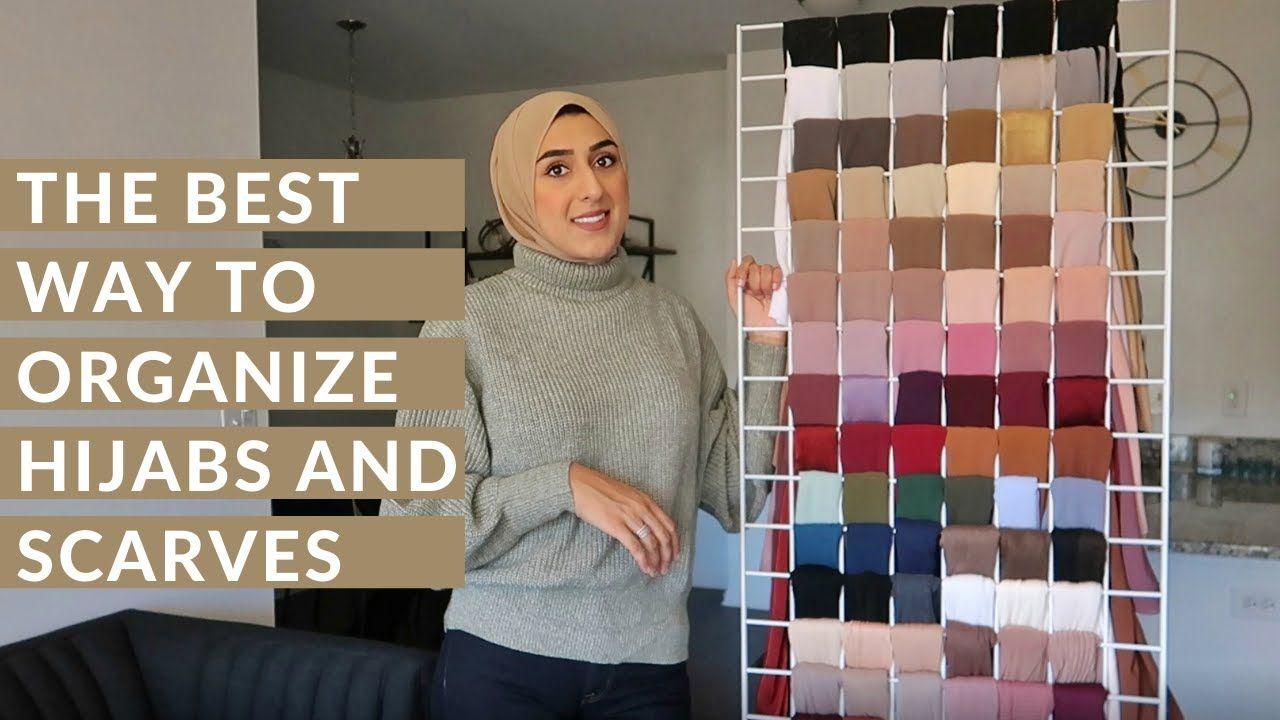 How To Organize Hijabs 🧕  | Dr Aisha Sindhu