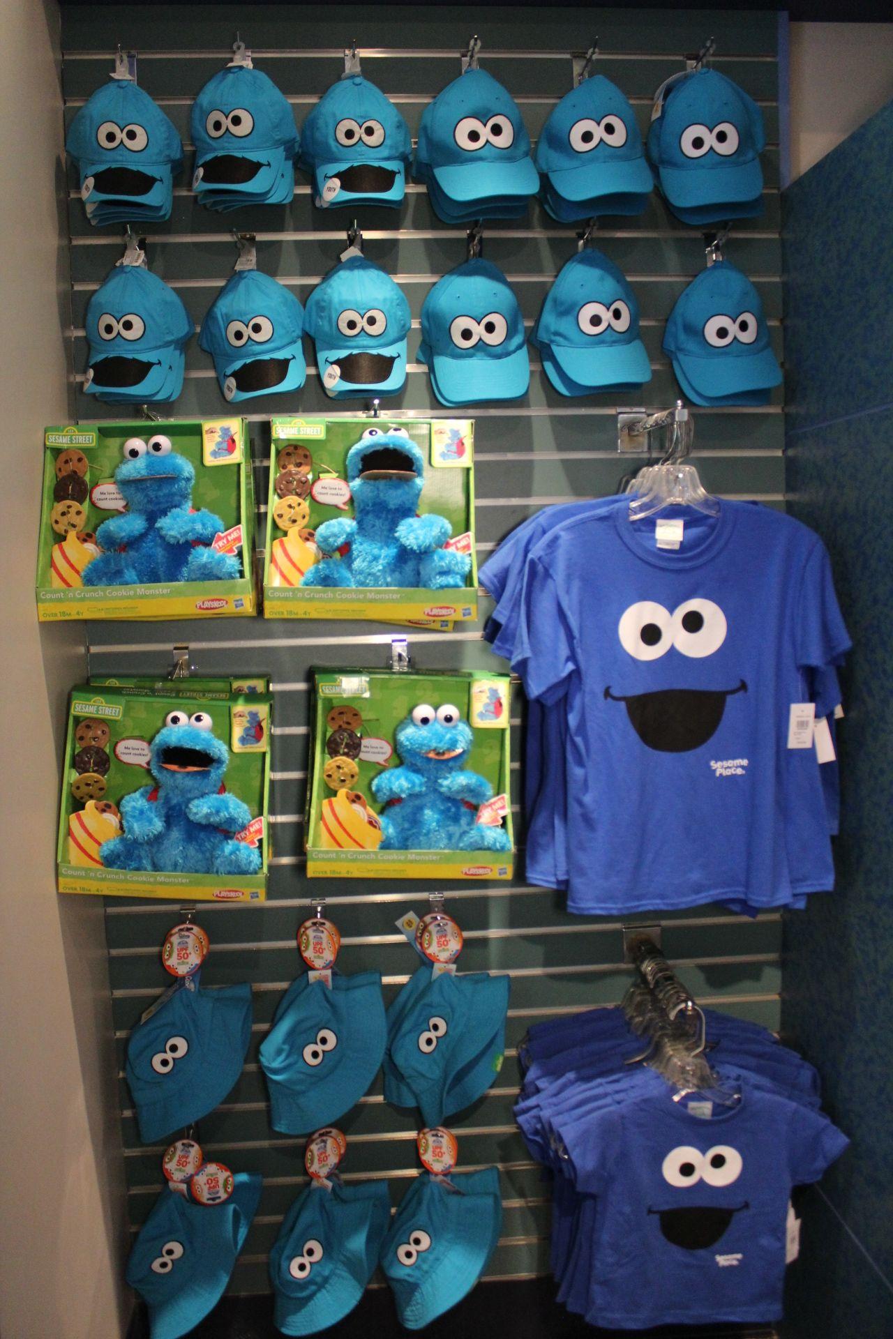 Cookie Monster Merchandise