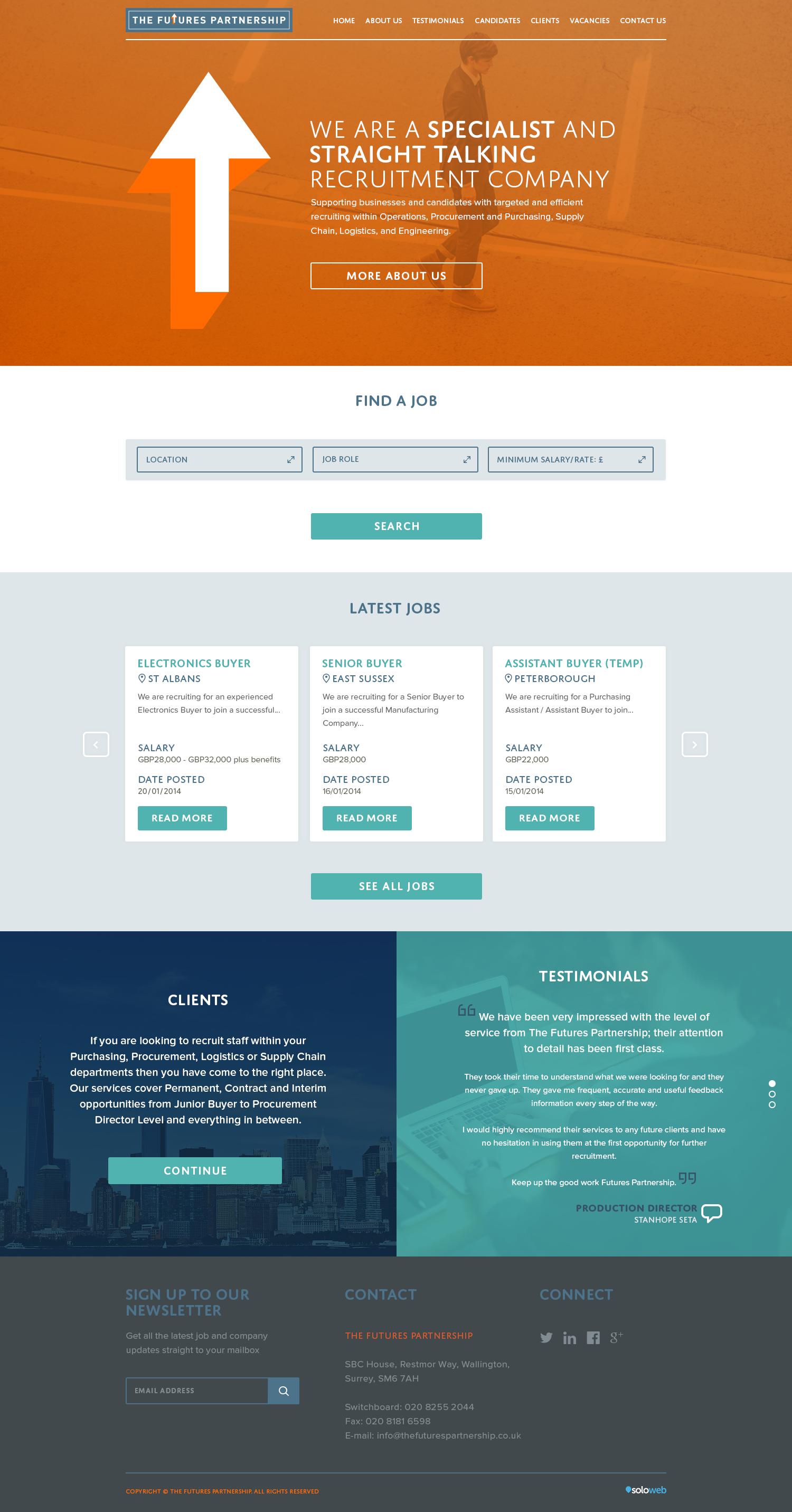 Full Size Web Design Recruitment Company Find A Job