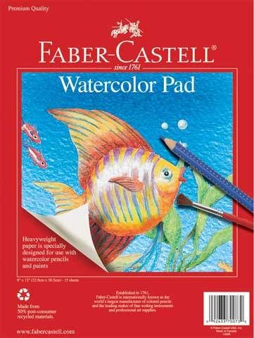 aaron brothers gifts girl watercolor faber castell toys