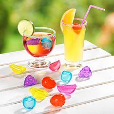 10 ks ľadového ovocia