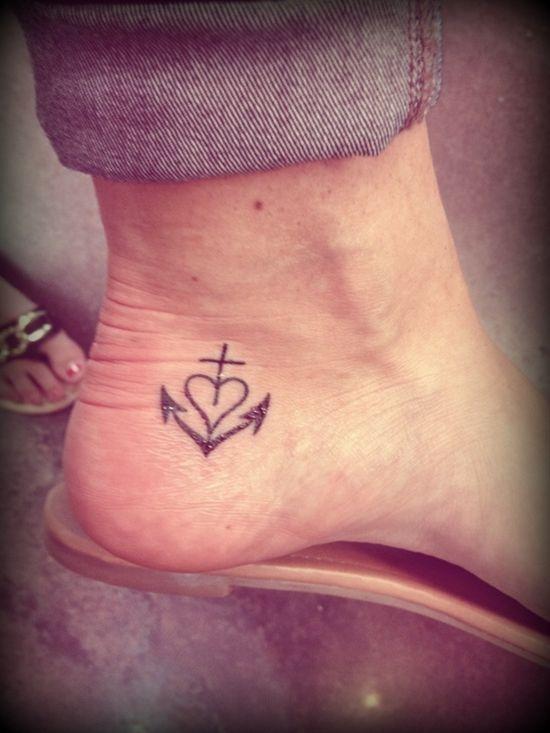 Cute Cross Tattoos For Girls Tumblr