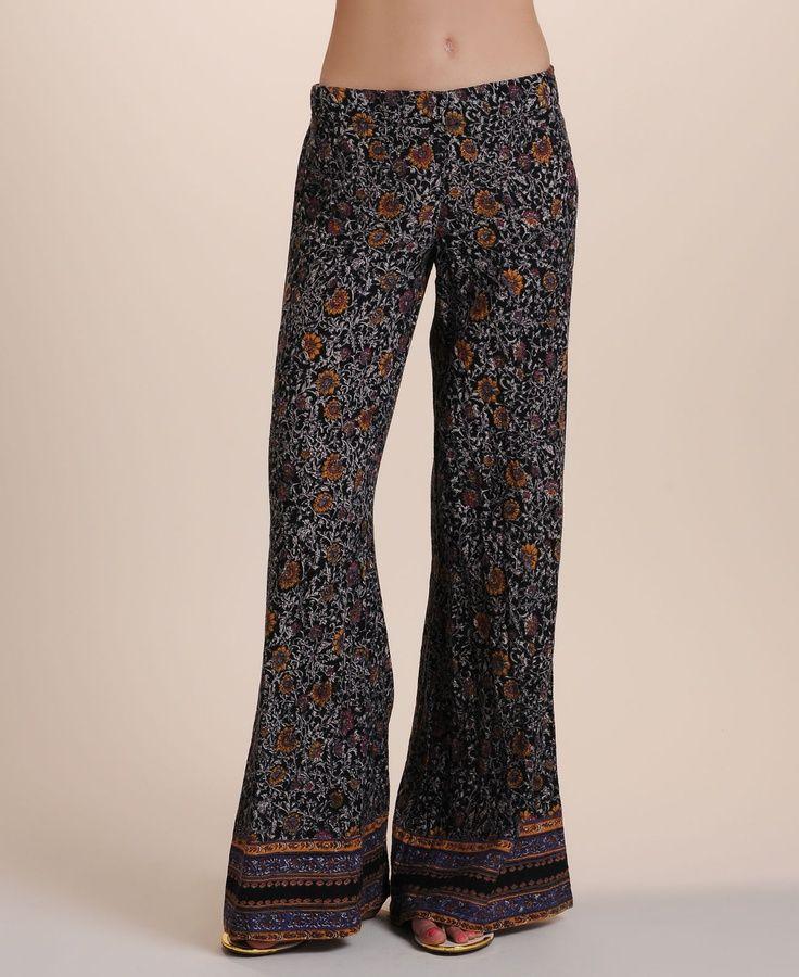 Billabong Cosmia Hippie Print Pants
