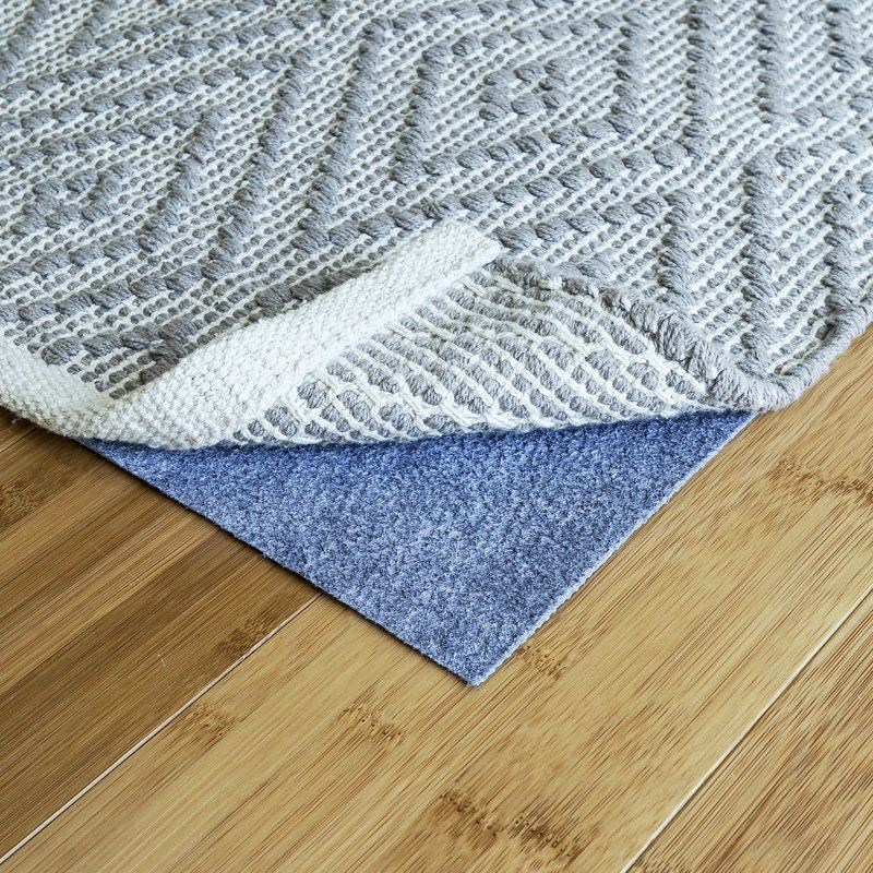 Rug Pro Ultra Low Profile Dual Surface Non Slip Rug Pad 0 125 Rug Pad Rugs Rubber Rugs