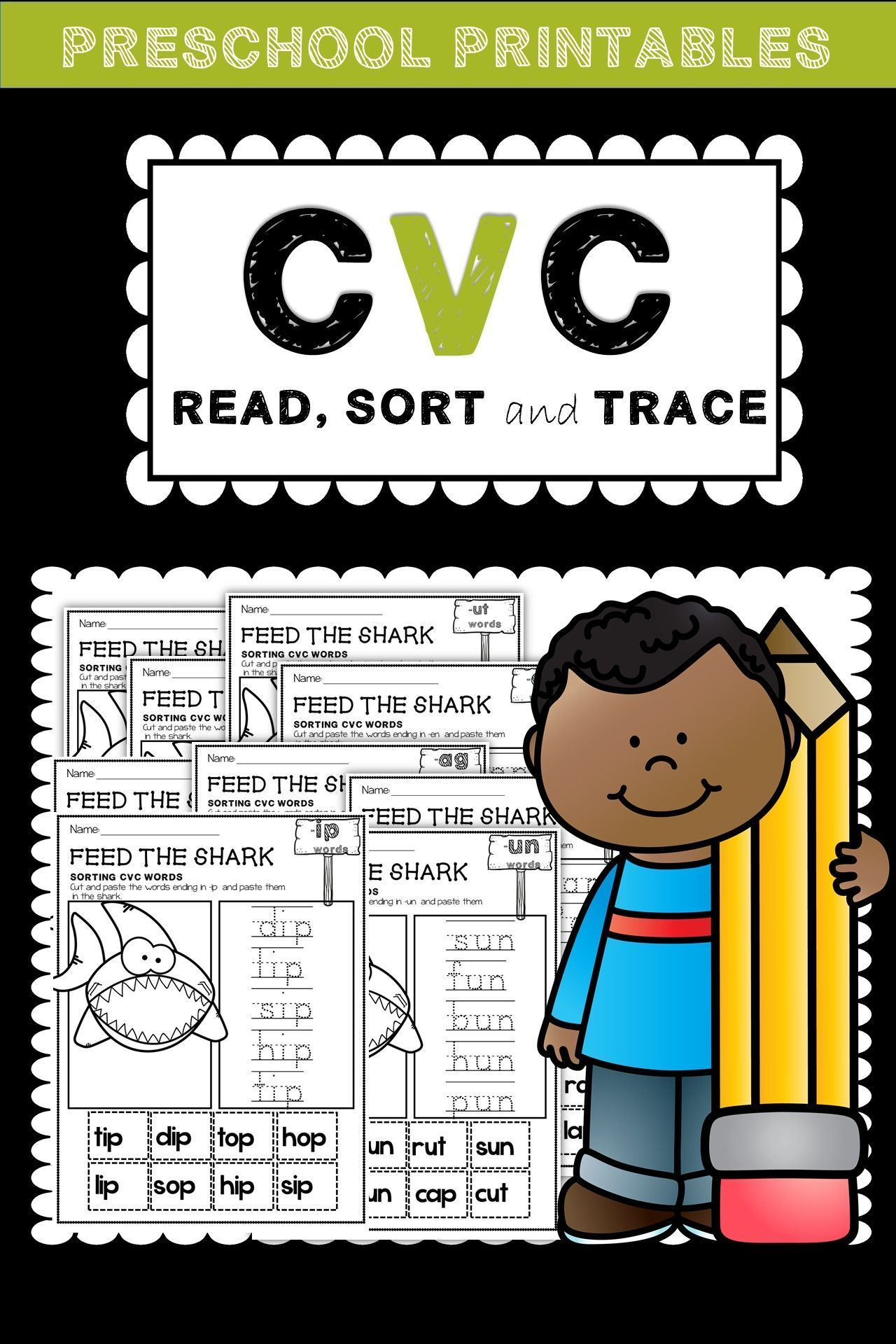 Cvc Read Sort And Trace