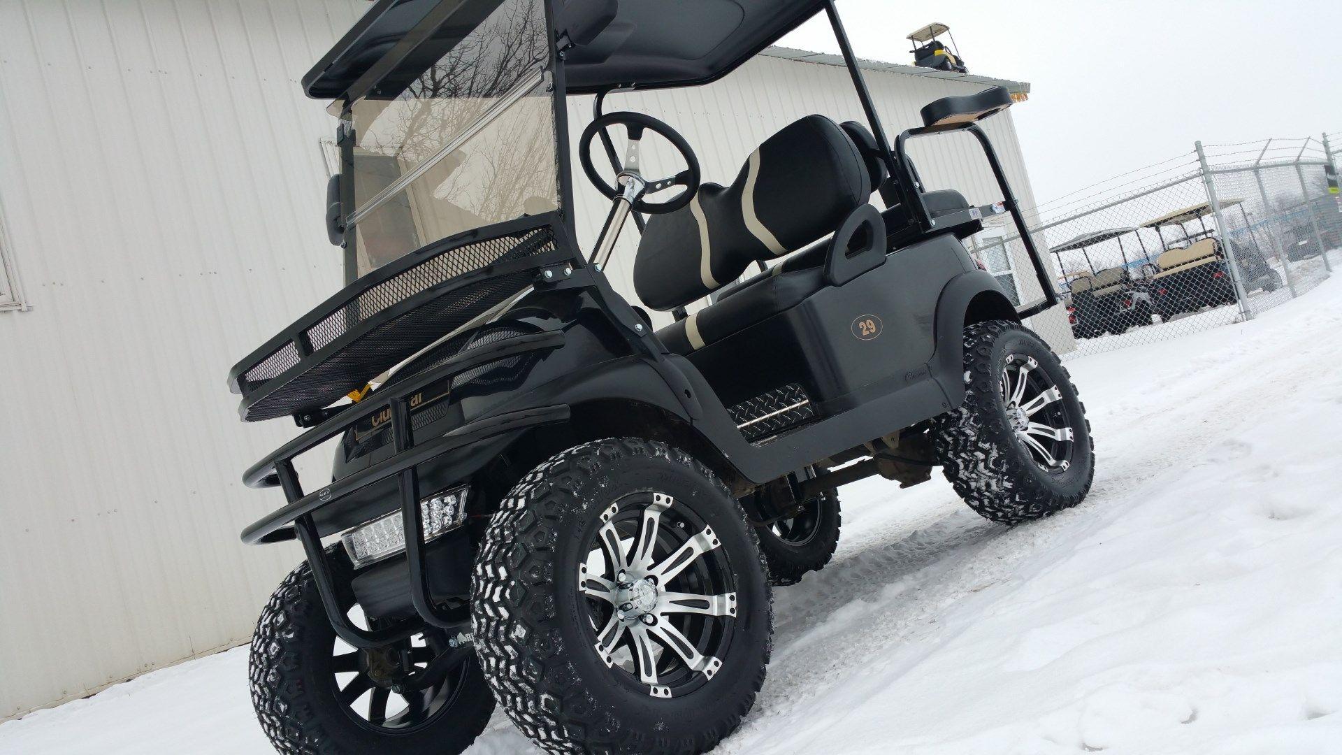 Ultimate Golf Carts 2011 Club Car Precedent Electric